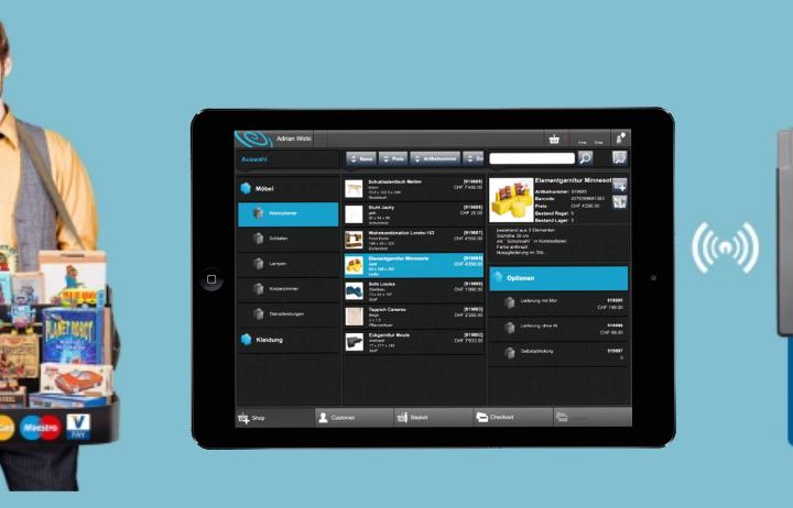 Mobilný POS – mobilná pokladnica na iPade alebo Android tablete