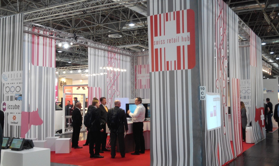 EUROCIS 2015, Adega at swiss retail hub