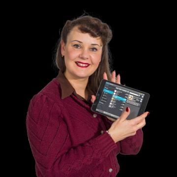 Diane Barts<BR>Head of Admin