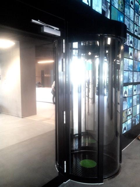 Schleuse Gate Spionagemuseum