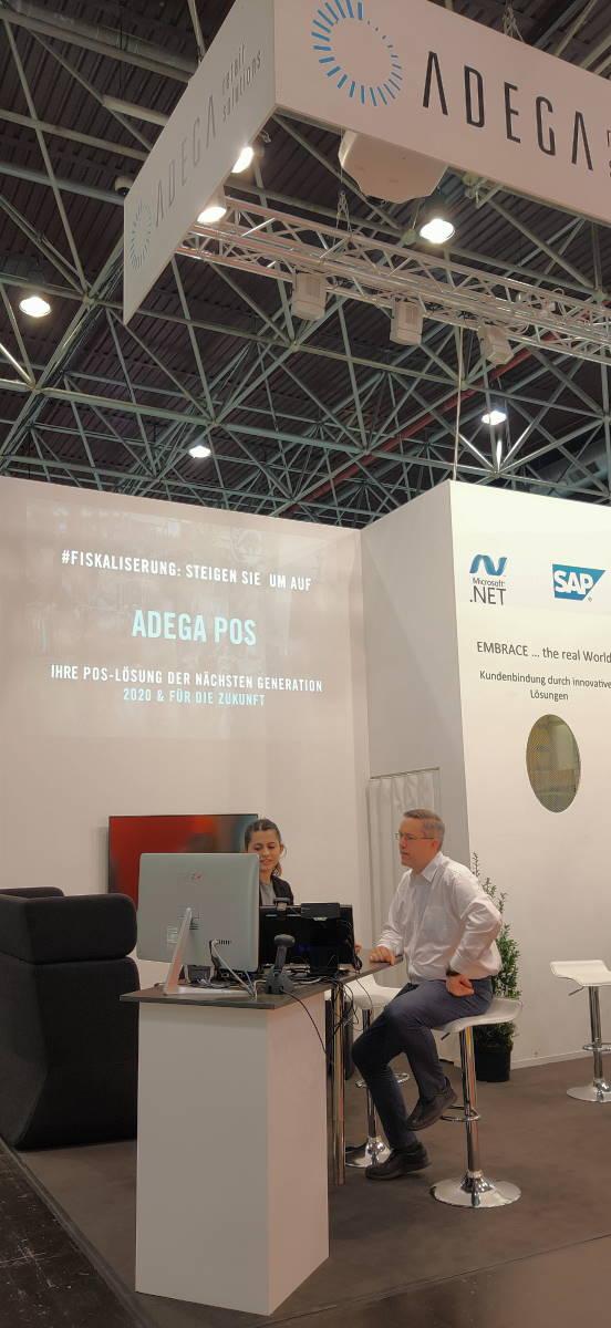 Point of Sale for SAP Hana